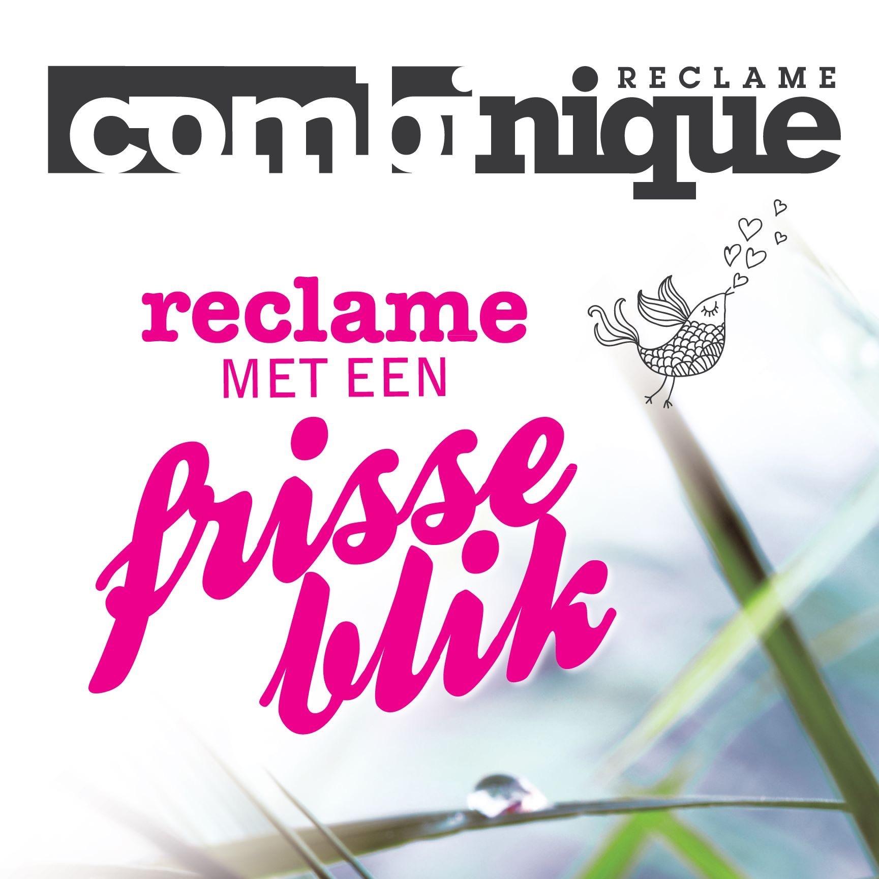 Combinique Reclame frisse blik